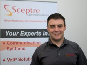 Jay Olson Senior Technician Sceptre Communications