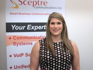 Melissa Jones Amazing Client Account Executive Sceptre Communications
